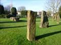 Image for Stone Circle - Satellite Oddity - Neath,  Wales.
