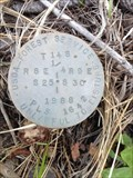 Image for T14S R8E S25 R9E S30 1/4 COR - Deschutes County, OR