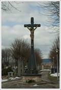 Image for Cross on Jicin cemetery / Kriz na jicinskem hrbitove