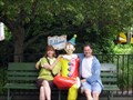Image for Sit-By-Me Clown - Waldameer Park - Erie, PA