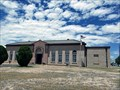 Image for Only - Adobe Courthouse - Sierra Blanca, TX