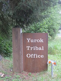 Yoruk Tribal Office, Crescent City, CA