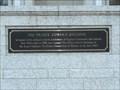 Image for Centennial Marker - Regina Post Office - Regina, Saskatchewan, Canada