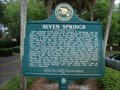 Image for Seven Springs