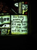 Image for William Henry Hill, St Benedict Biscop, Wombourne, South Staffordshire, England