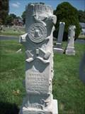 Image for Anton L. Hirsch - St. Matthew's Cemetery - St. Louis Missouri