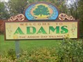 """Image for """"The Arbor Day Village"""" - Village of Adams, NY"""