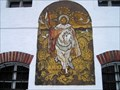 Image for Freska sv. Václava, Kneževes u Prahy, CZ