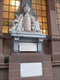 Image for Major General Richard Montgomery - St. Paul's Chapel - New York City, NY