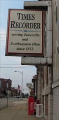 Image for Times Recorder - Zanesville, Ohio