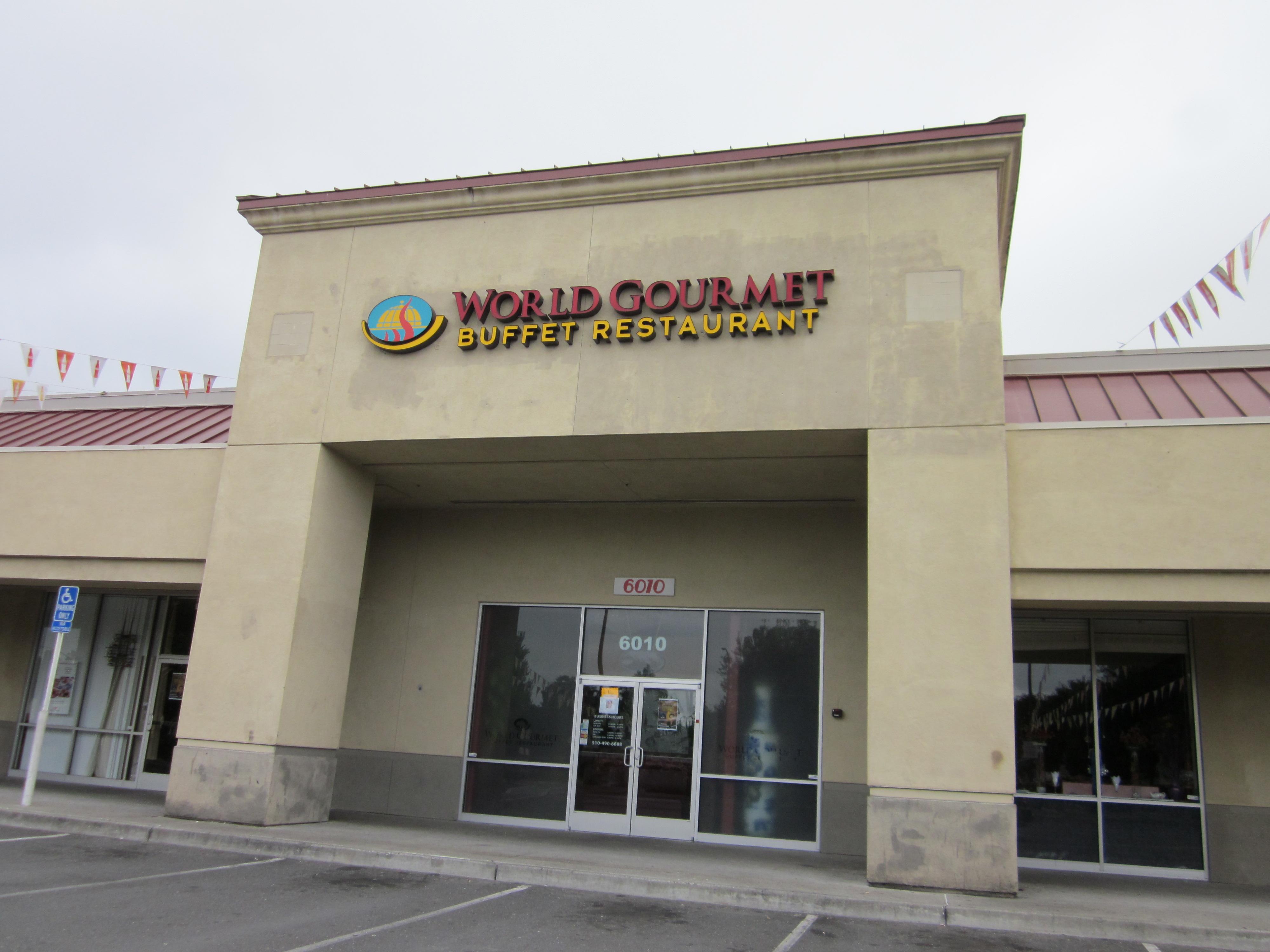 world gourmet buffet restaurant fremont ca image rh waymarking com world gourmet buffet stevenson world gourmet buffet stevenson
