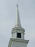Image for Church Spire - Congregationalist Church - Sandy Point, ME