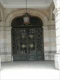 Image for Door of the council - A Coruña, Galicia, España