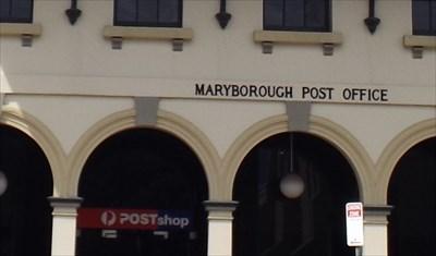 Main Maryborough Post Office