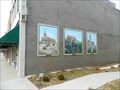 Image for 123 W Franklin Mural Triptych - Clinton, Mo.