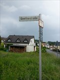 "Image for Monopoly in the Real World""Goethestraße"" (German Edition) - Geroldsgrün/Bavaria/Germany"