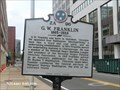 Image for G. W. Franklin 1865-1928 (2A 96) - Chattanooga TN