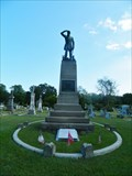 Image for German Volunteers Civil War Memorial - Bethany Cemetery - Charleston, SC
