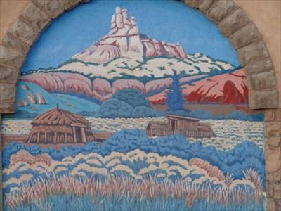Rex Museum - Murals - Gallup