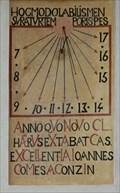 Image for Sundial - Jimlin, Czech Republic