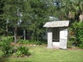 Image for Pioneer Art Settlement Outhouse - Barberville, FL