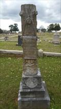 Image for J. Wood Francis, Jr. - Jacksonville City Cemetery - Jacksonville, TX