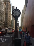Image for 522 5th Avenue Clock - New York, NY