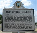 Image for Old Bethel Church