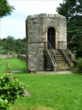 Image for Gazebo, St Mary's Churchyard, Kirkby Lonsdale, Cumbria, UK