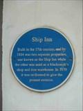 Image for Ship Inn, Tenbury Wells, Worcestershire, England