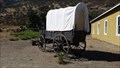 Image for Historical Park Covered Wagon - Tres Pinos, CA