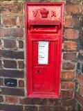 Image for Victorian Wall Post Box - East Street - Faversham - Kent - UK
