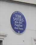 Image for Tom Sayers -- Camden High Street, Camden, London, UK