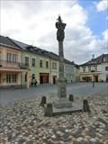 Image for Plague Column - Bruntál, Czech Republic