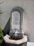 Image for Johannes & Rudolf Linder Fountain - Ziefen, BL, Switzerland