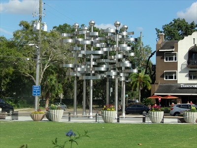 Union - Lake Eola Park, Orlando, Florida, USA.