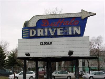 Buffalo Drive In Ny Movie Theaters On Waymarking