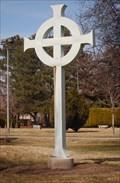 Image for International Peace Gardens-Celtic Cross