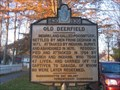 Image for Old Deerfield