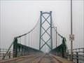 Image for Île d'Orléans Bridge - Quebec, Canada