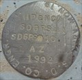 Image for S.D. O.C. Engineering Department Survey Monument 19 - San Onofre, CA