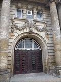 Image for Kings Hall Doorway - Stoke, Stoke-on-Trent, Staffordshire, UK.