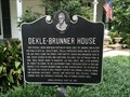 Image for Dekle-Brunner House - Marianna, FL