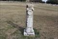 Image for Burl Shumaker -- George's Creek Cemetery, Somervell Co TX