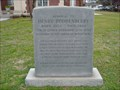 Image for Henry Roddenberry Memorial - Folkston, GA
