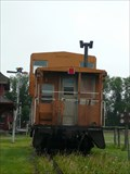 Image for CP Caboose #434641 - Winkler MB