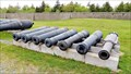 Image for York Redoubt Muzzleloading Cannons Display - Halifax, NS