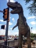 Image for Tyrannosaurus Rex - Mc Donalds, Tucson, AZ