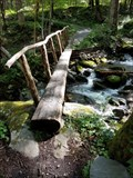 Image for Old Sugarlands Trail Footbridge - Great Smoky Mountains National Park, TN