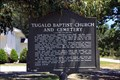 Image for Tugalo Baptist Church and Cemetery - Stephens Co., GA